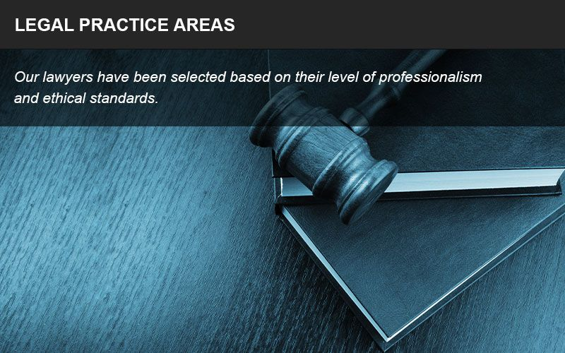 Impact Law practice areas