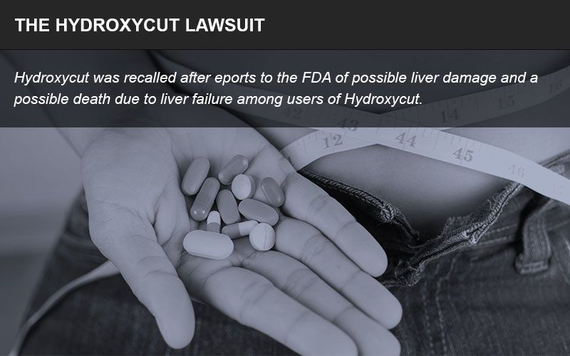 Hydroxycut Lawsuit