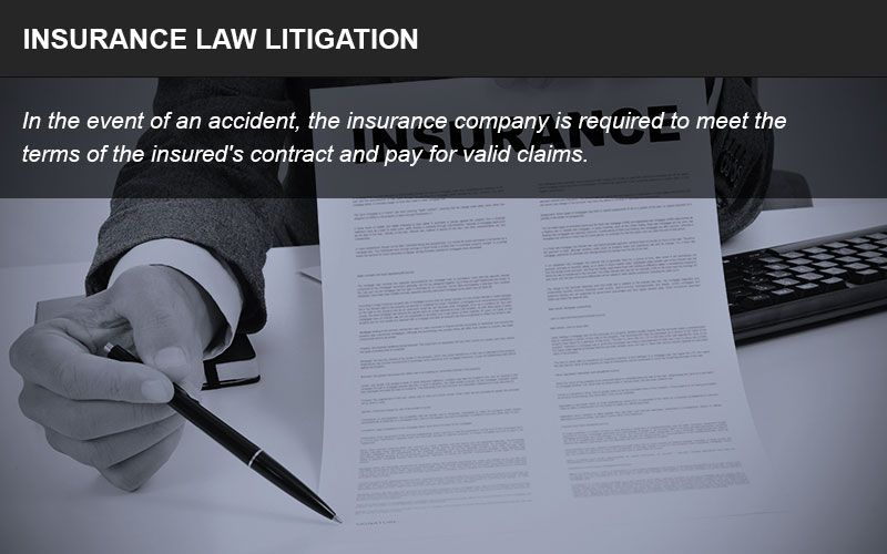 Insurance law exists to protect consumers from unscrupulous practices