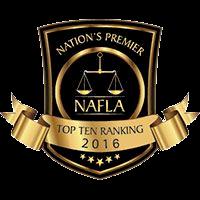 image of NAFLA top 10 logo