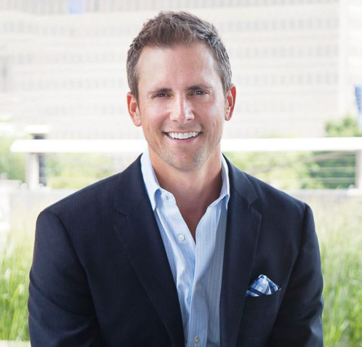 A Photo of Dr. Clint Newman