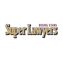 Super Lawyers Rising Star logo