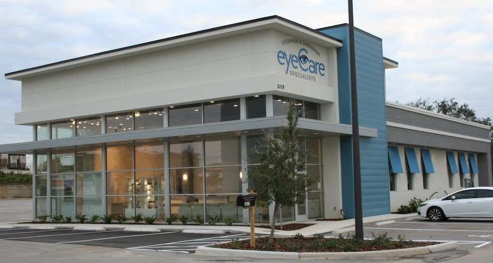 Clermont location of Fishman & Sheridan eyeCare Specialists