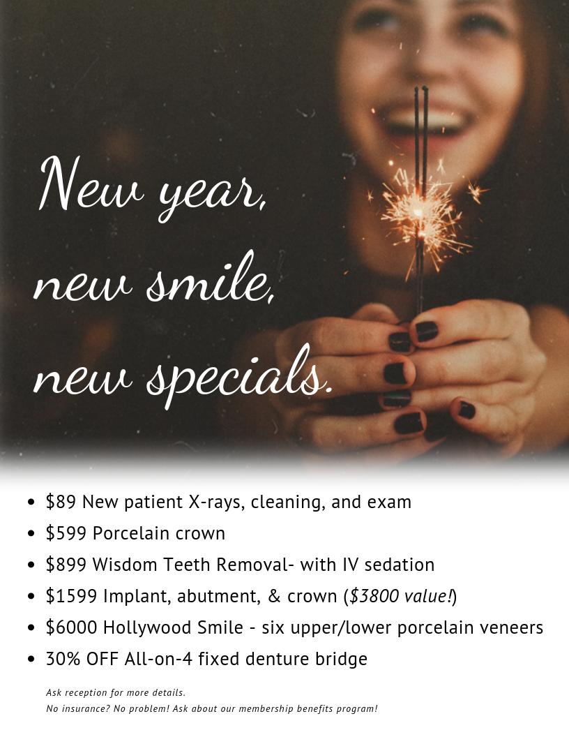 2019 Dental Coupons Bountiful and Layton Utah