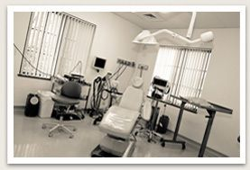 Photo of oral surgery office
