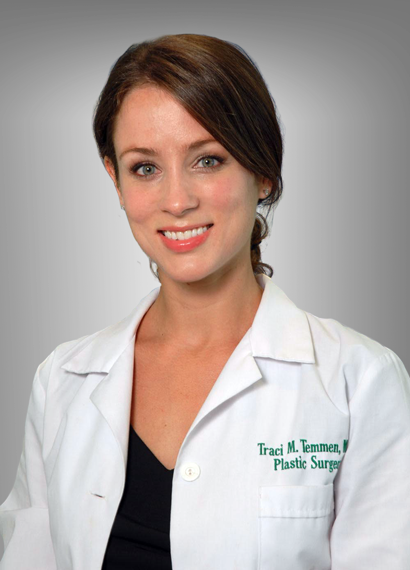 Photo of Dr. Traci Temmen