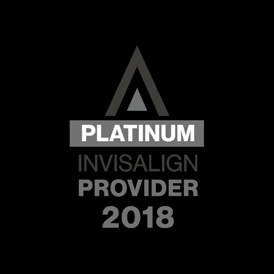 platinum invisalign provider logo