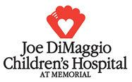 Joe Dimaggio's Children's Hospital logo