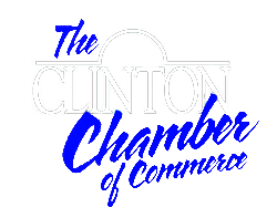 The Clinton Chamber of Commerce logo