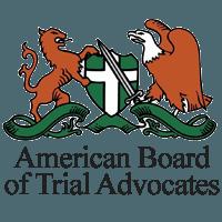 American Board of Trial Advocates logo