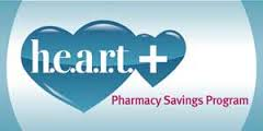 heart + logo