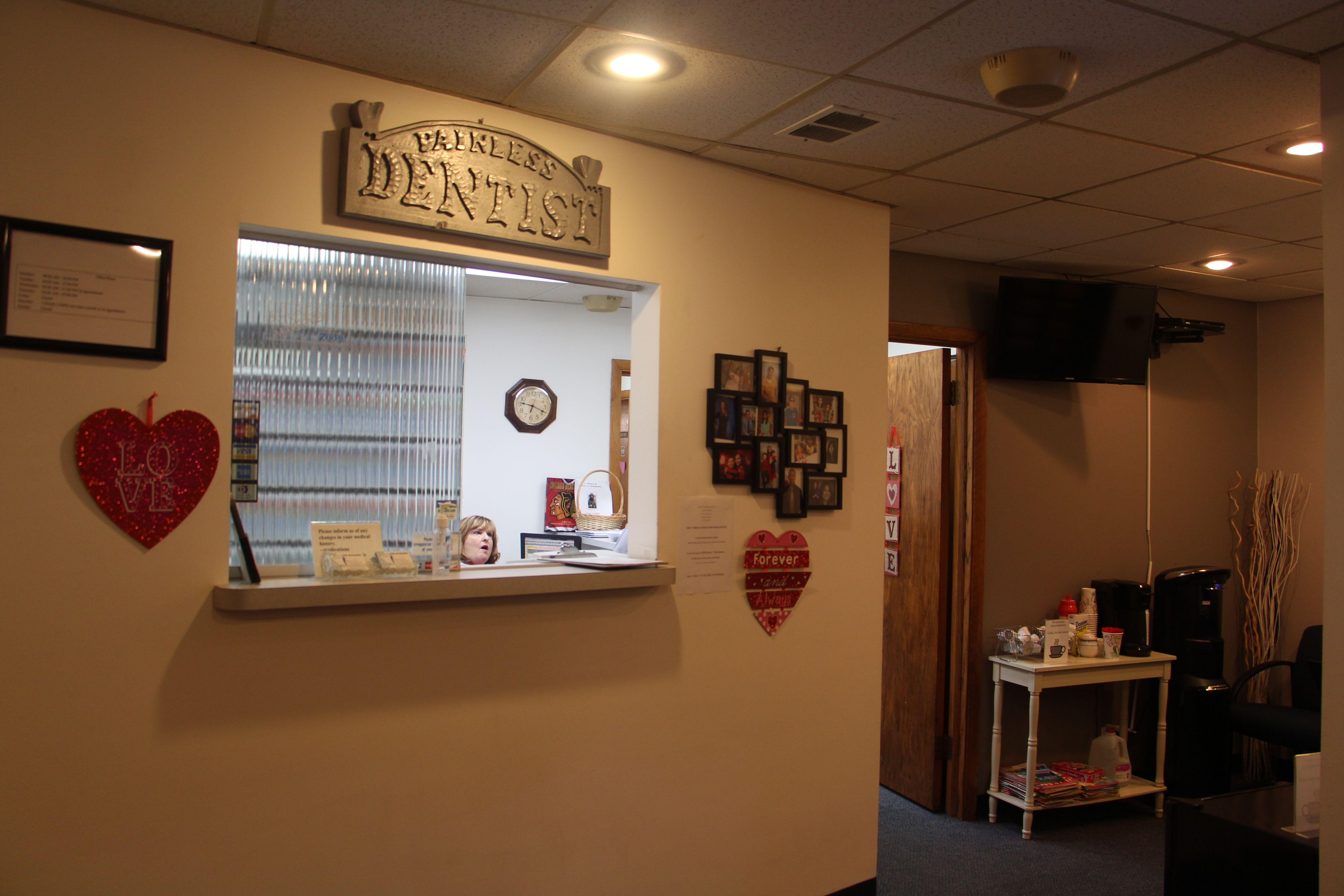 image of Dr. Hessberger's Office