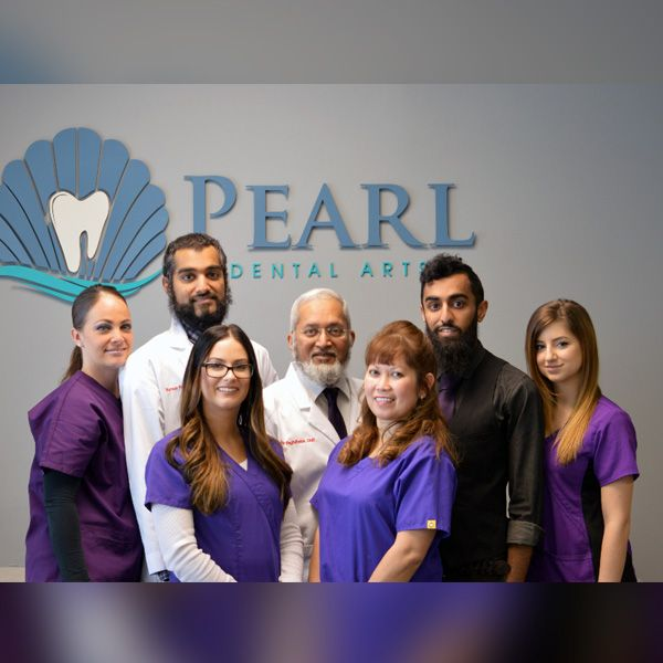 Staff at Pearl Dental Arts