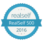 Dr. Zavell was included in 2016's Real Self 500.