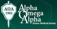 Alpha Omega Alpha logo