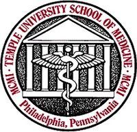 Temple University School of Medicine Logo