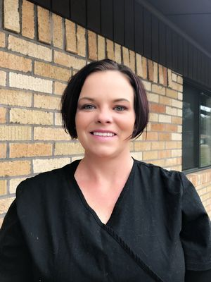 Malena Selby, dental assistant