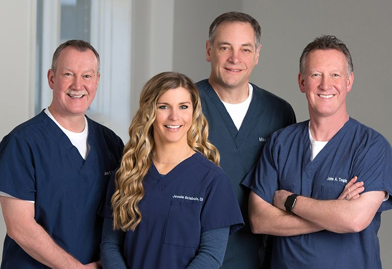 Team at Toupin Dental and Associates
