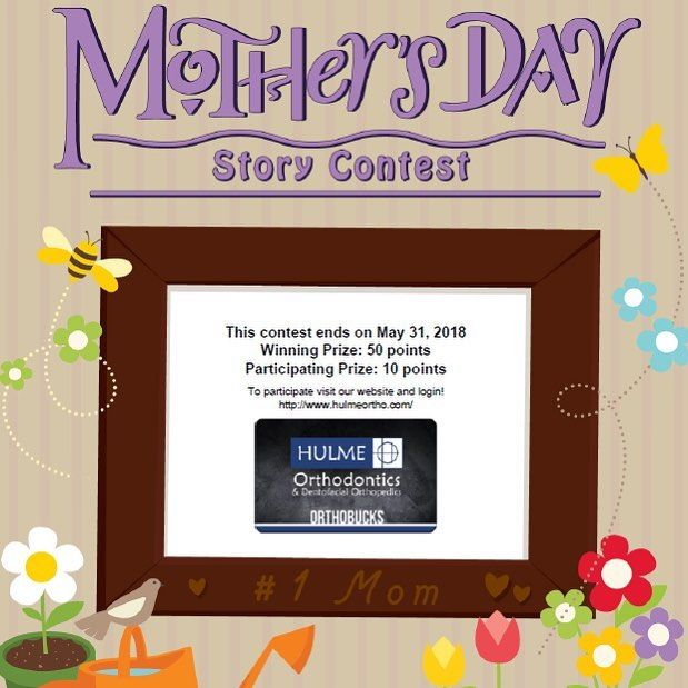 Mother's Day Story Contest
