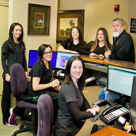 Dr. David J. Griffin and the staff at Griffin Orthodontics.