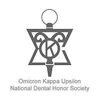 Omicron Kappa Upsilon National Dental Honor Society logo