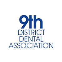 9th District Dental Association Logo