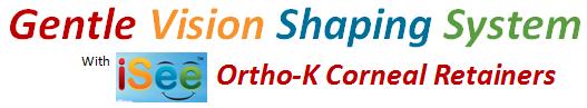 iSee Ortho-K logo.