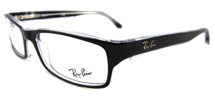 Ray-ban eyeglass frames.