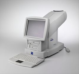 zeiss-matrix-machineZeiss/Humphrey Matrix Visual Field Analyzer.