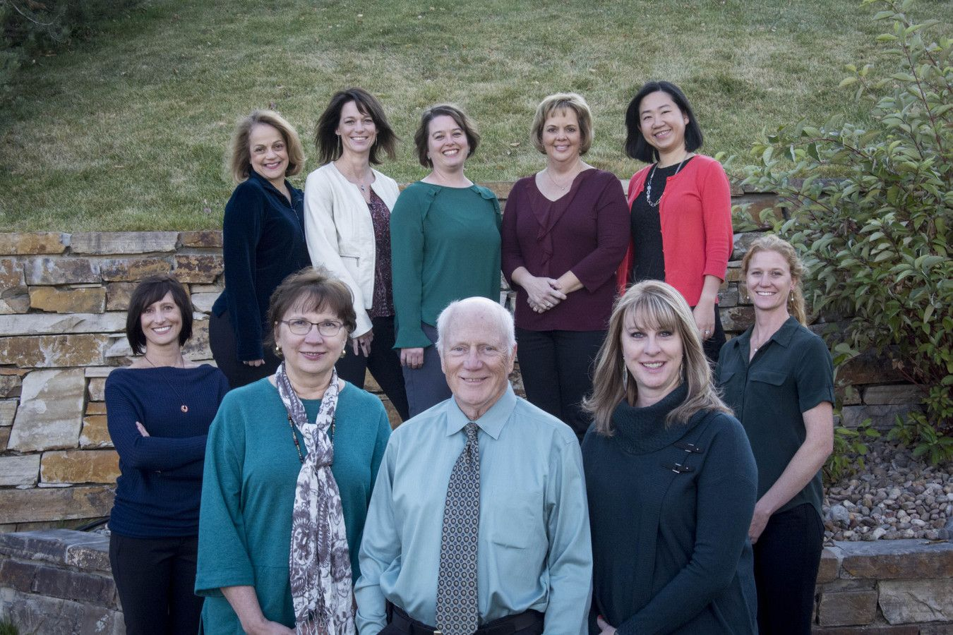 The team at Denver Fertility Albrecht Women's Care