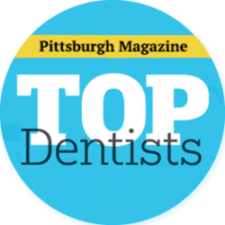 Pittsburgh Magazine Top Dentists logo