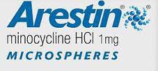 Arestin Logo