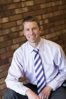 Loveland, CO dentist, Dr. Andy Maples