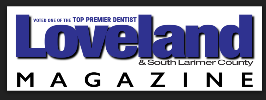 Loveland Magazine Top Premier Dentist