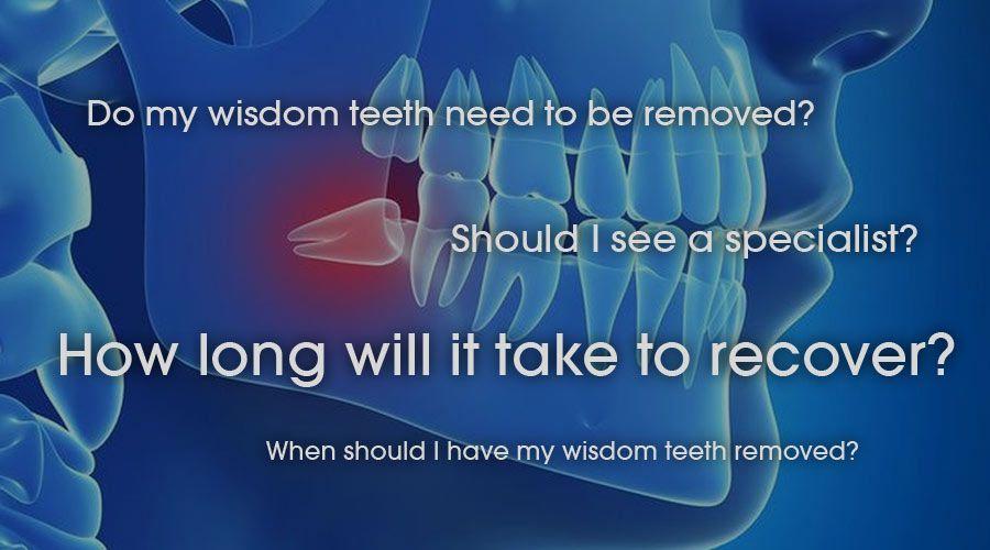 Wisdom Teeth Faqs