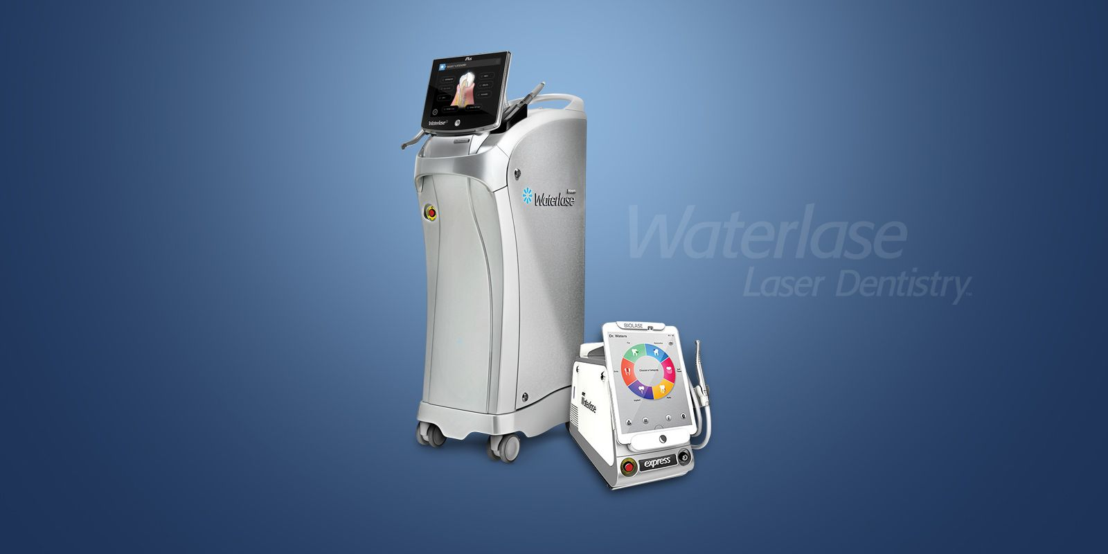 WaterLaser system