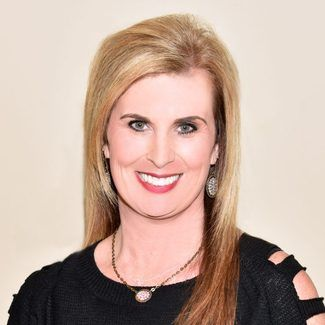 Receptionist Heather Jenkins