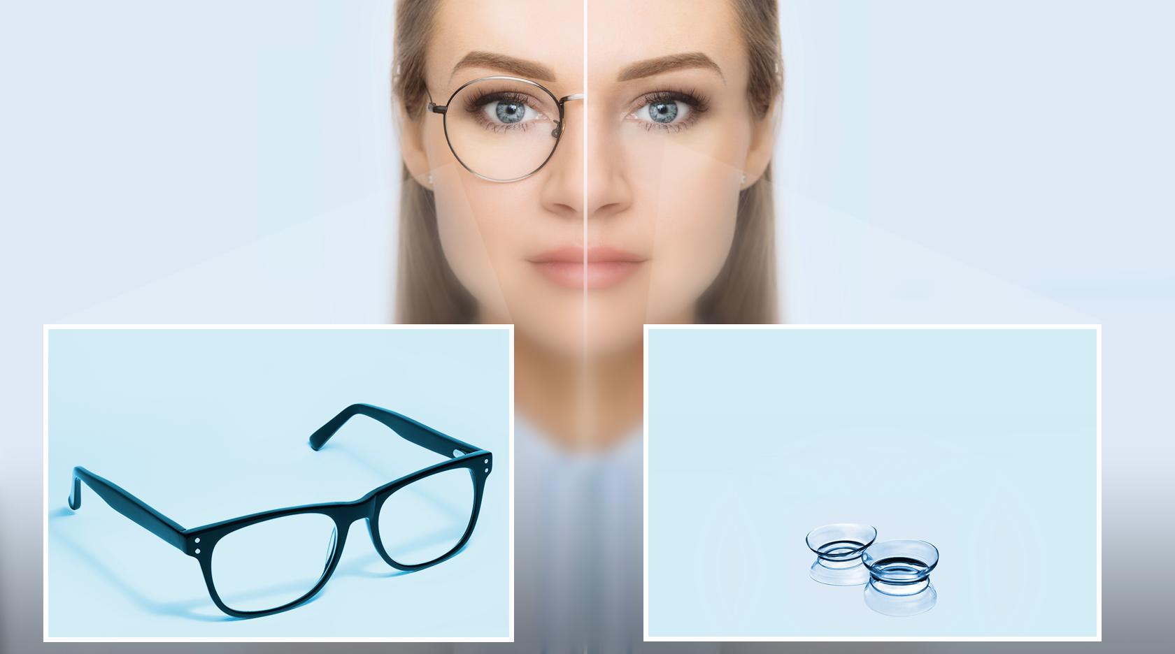 glasses vs contacts