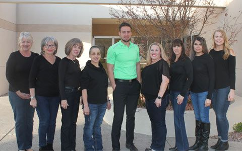 The team at New Mexico Smile Center.