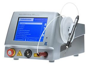 A Kavo Gentle Ray 980 diode laser.