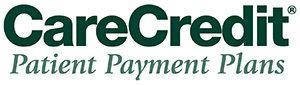 CareCredit® logo.