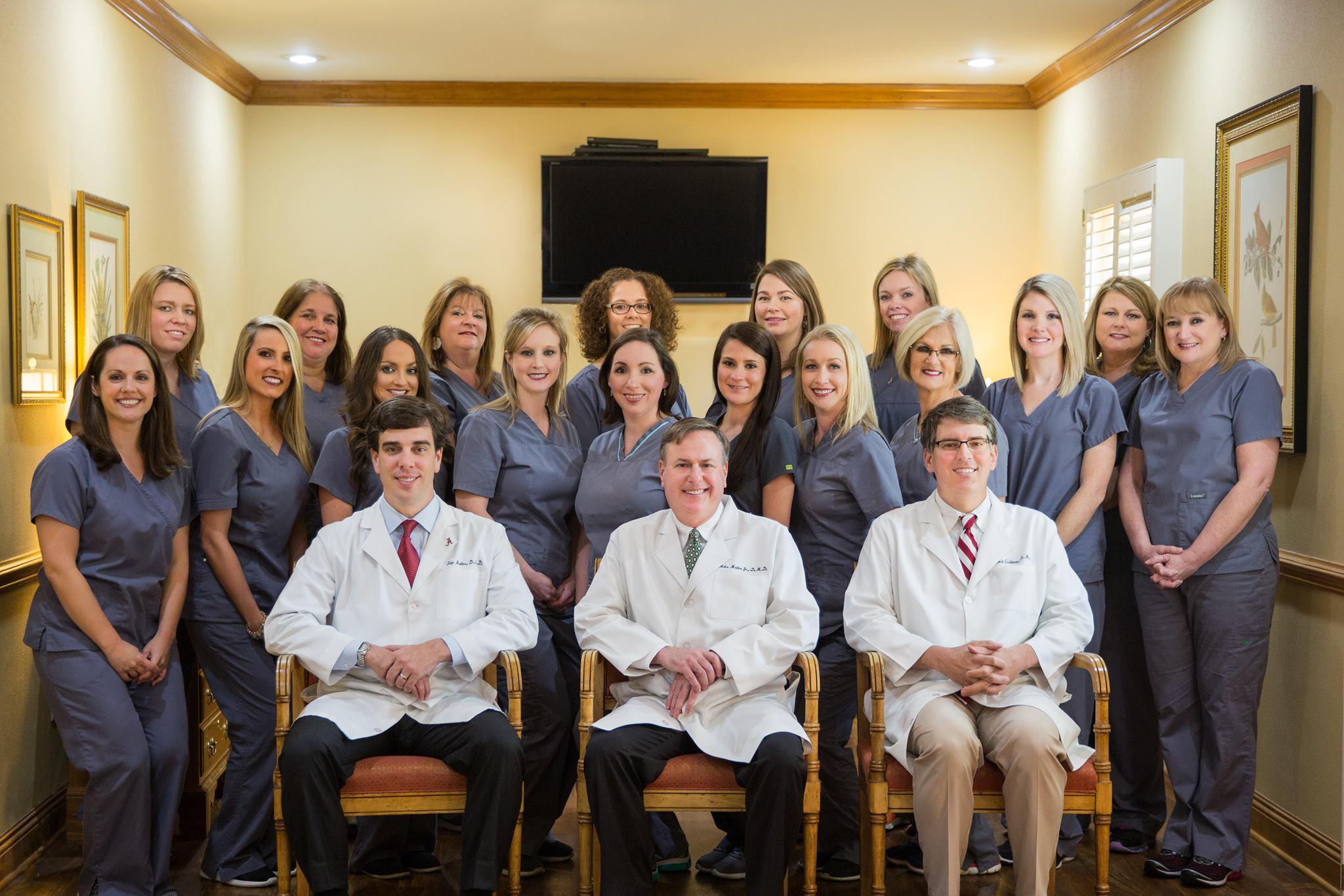 Staff at Maitre & Crabtree Dental