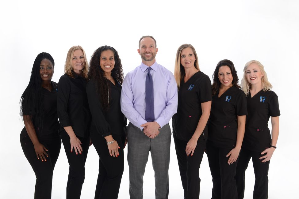 Advanced Oral Surgery of Tampa team