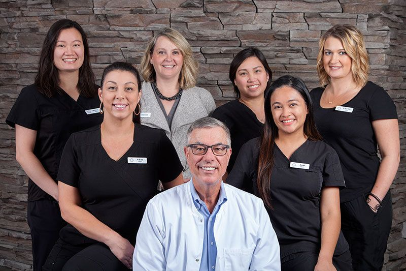 Core Dental team photo