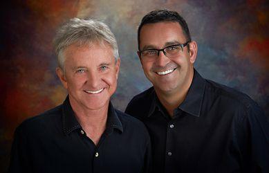 Drs. Tucker and Darren Haltom